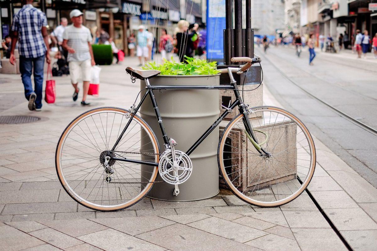 Pro Radverkehr bald Wahl entscheidend?